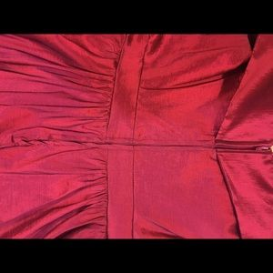 B. Darling Formal Gown size 9/10